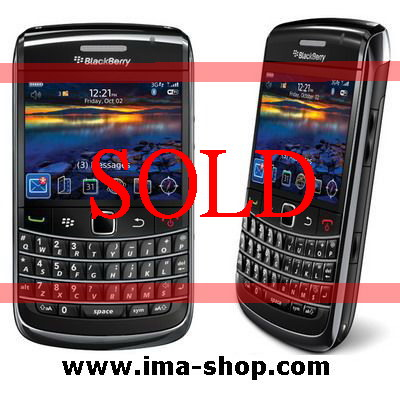 BlackBerry Bold 9700, 3G + Quadband QWERTY keyboard Smartphone - Brand new & Original