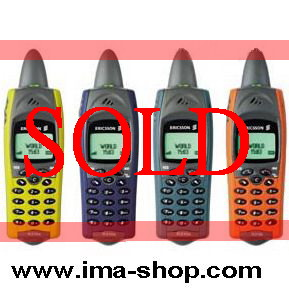 Ericsson R310 R310s Sporty Mobile Phone (4 colors options) - Refurbished
