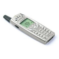 Silver Ericsson R520 R520m Classic Mobile Phone - Refurbished
