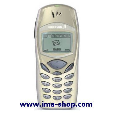 Ericsson R600 Mobile Phone. Genuine, Original & Brand New (2 color options)