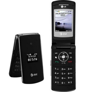 LG CU515 Quandband Phone - Refurbished