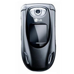 Black LG F3000 Triband, Stylish fashion phone - Refurbished