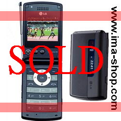 LG HB620T, TV To Go, HSDPA + Triband, DVB-T TV Phone - New & Boxed