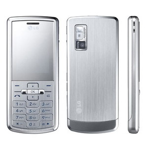 LG KE770 Shine, Triband Music Camera Phone - Refurbished