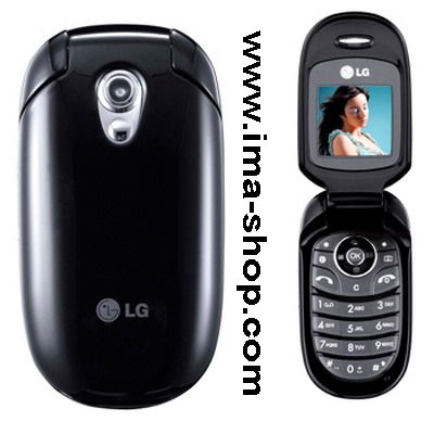 LG KG240 Stylish Mobile Phone with Camera - Brand New & Boxed