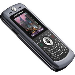 Motorola L6 , Triband Mobile Phone - Refurbished