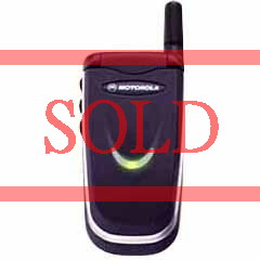 Dark-Blue Motorola V8088 (V51), classic - Refurbished