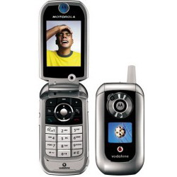Motorola V1050 3G + Triband Business Phone - Refurbished