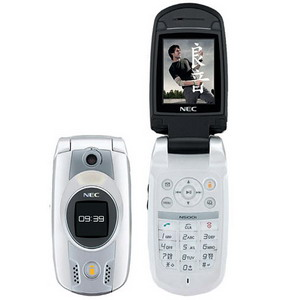 NEC N500i i-mode mobile phone - refurbished