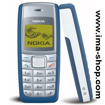 Nokia 1110 Dualband Classic Business Phone - Brand New, Original & Boxed