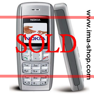 Nokia 1600 Dualband Classic Business Phone - Brand New, Original & Boxed