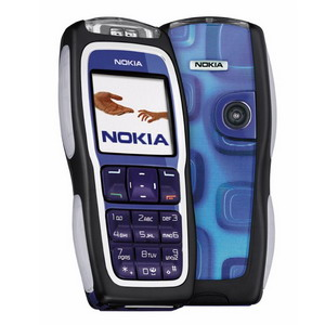 Nokia 3220 triband, exchangeable fascia fashion phone - Refurbished