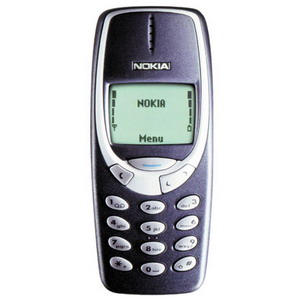 Nokia 3310 dualband, exchangeable covers - Refurbished