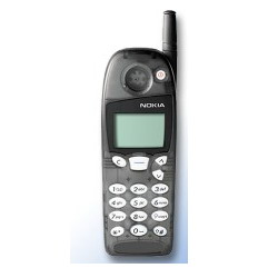 Nokia 5110 Clear Black Version, Classic Mobile Phone, brand new genuine and original - PHONE ONLY