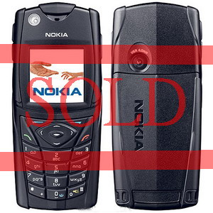Nokia 5140i Sporty Phone (2 color options) - Refurbished