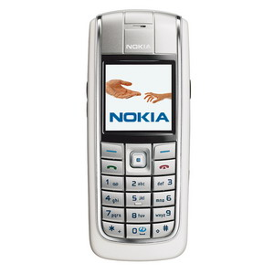 Nokia 6020 Triband, Push to Talk, Camera Phone - Refurbished