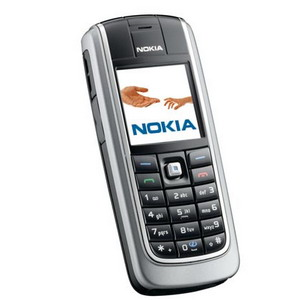 Nokia 6021, Triband, Push-To-Talk, Business Phone - Refurbished