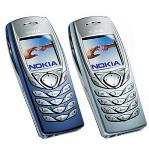 Nokia 6100 Triband Business Phone (2 colors) - Refurbished