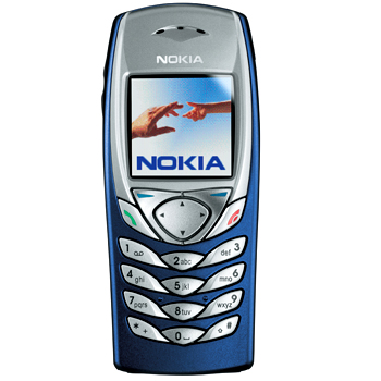 Nokia 6100, genuine, brand new & original - Blue