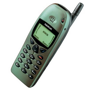Nokia 6110 Classic Mobile Phone. Brand new, genuine & original - Green (PHONE ONLY, without battery & without charger)