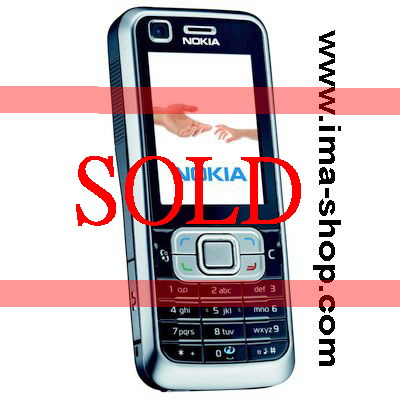 Nokia 6120 Classic / 6120c with 3G & Quadband World Phone - Brand new & boxed