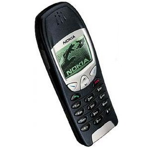 Nokia 6210 classic mobile phone. Genuine, original & brand new - PHONE ONLY (no battery, no charger)