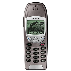 Grey Dusk Color Nokia 6210 Limited Edition - Refurbished