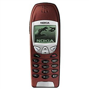 Red Sunset Color Nokia 6210 Limited Edition - Refurbished