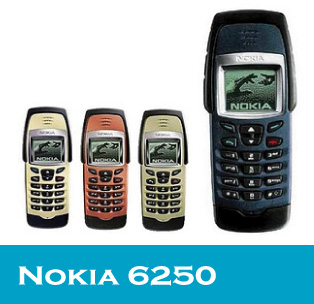 Nokia 6250 Tough Phone