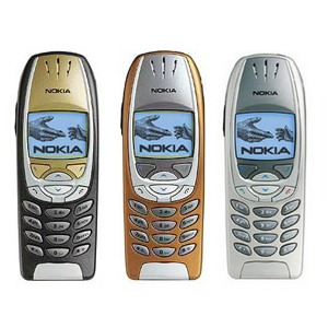 Nokia 6310i, Triband Mobile Phones (3 color options) - Refurbished