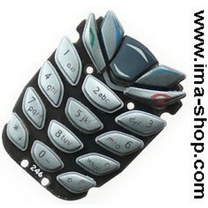 Nokia 6510 Keypad - Brand New & Original : 2 color options