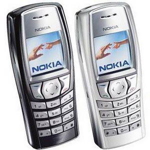 Nokia 6610i, Camera Business Phone - Refurbished