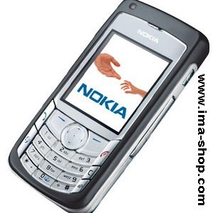 Nokia 6681 Series 60 Triband (Europe Version) Smartphone - Brand new, Original & Genuine