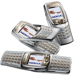 Nokia 6810 AZERTY keyboard Business Phone, Genuine, Original & Brand New