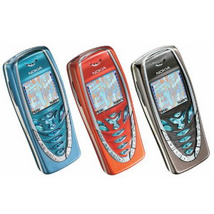 Nokia 7210 fashion phone, brand new & original - 3 color options