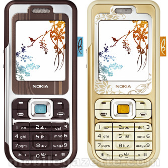 Nokia 7360 Fashion Phone - Refurbished