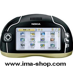 NOKIA 7700 RAL-2 Unreleased prototype ultra-rare unreleased touch screen smartphone