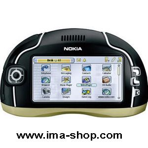 Nokia 7700 Unreleased prototype for collectors - Sample Device 180