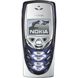 Nokia 8310, Exchangeable Fascia Fashion Phone - Refurbished