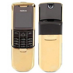 Gold Nokia 8800 Classic, a phone made of steel - Refurbished