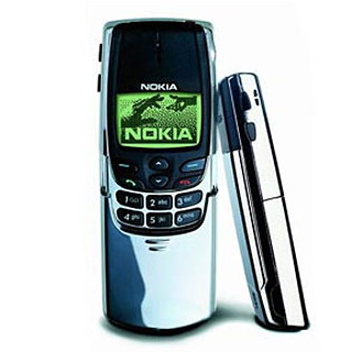 Nokia 8810 Classic Mobile Phone, Collector's item - Refurbished