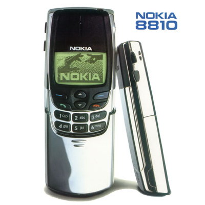 Nokia 8810 Classic Mobile Phone, Genuine, Original, Brand New & Boxed