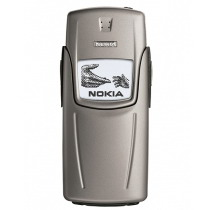 Nokia 8910 Classic Mobile Phone, Genuine, Original & Brand New - Natural titanium color