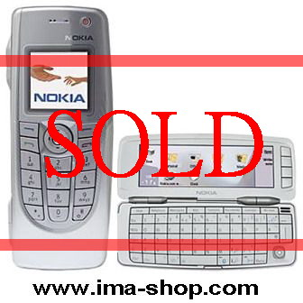 Nokia 9300 Communicator, QWERTY Smartphone. Genuine, Original, Brand New & Box