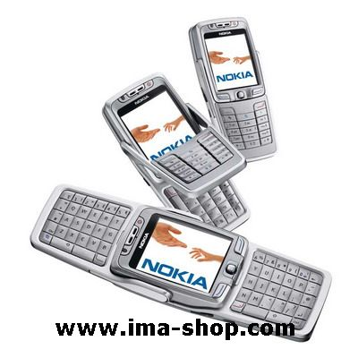 Nokia E70 QWERTY Smartphone. Brand New, Genuine & Original - Silver