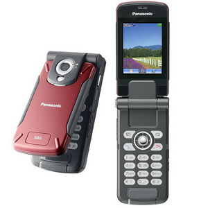 Panasonic SA6 Camera Phone - Refurbished