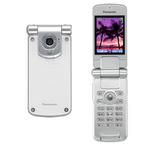 Panasonic VS3, Triband, Fashion, Camera phone (3 colors) - Refurbished