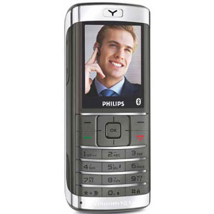 Philips Xenium 9@9d Business Phones (2 color options)- Brand New & Boxed