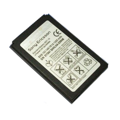 Ericsson BST-15 1260mAh Battery for P800, P900, P910 & Z1010, Genuine & Original - Bulk Pack