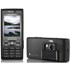 Sony Ericsson K800 / K800i Camera Phone - Refurbished